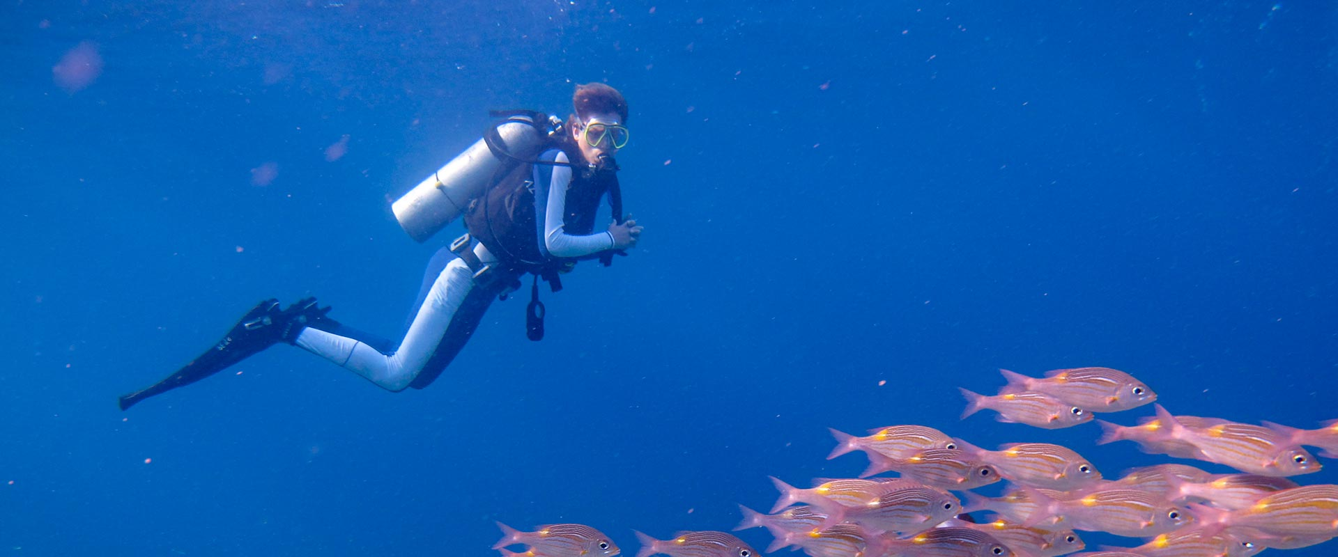 Maldives Diving at Heritance Aarah