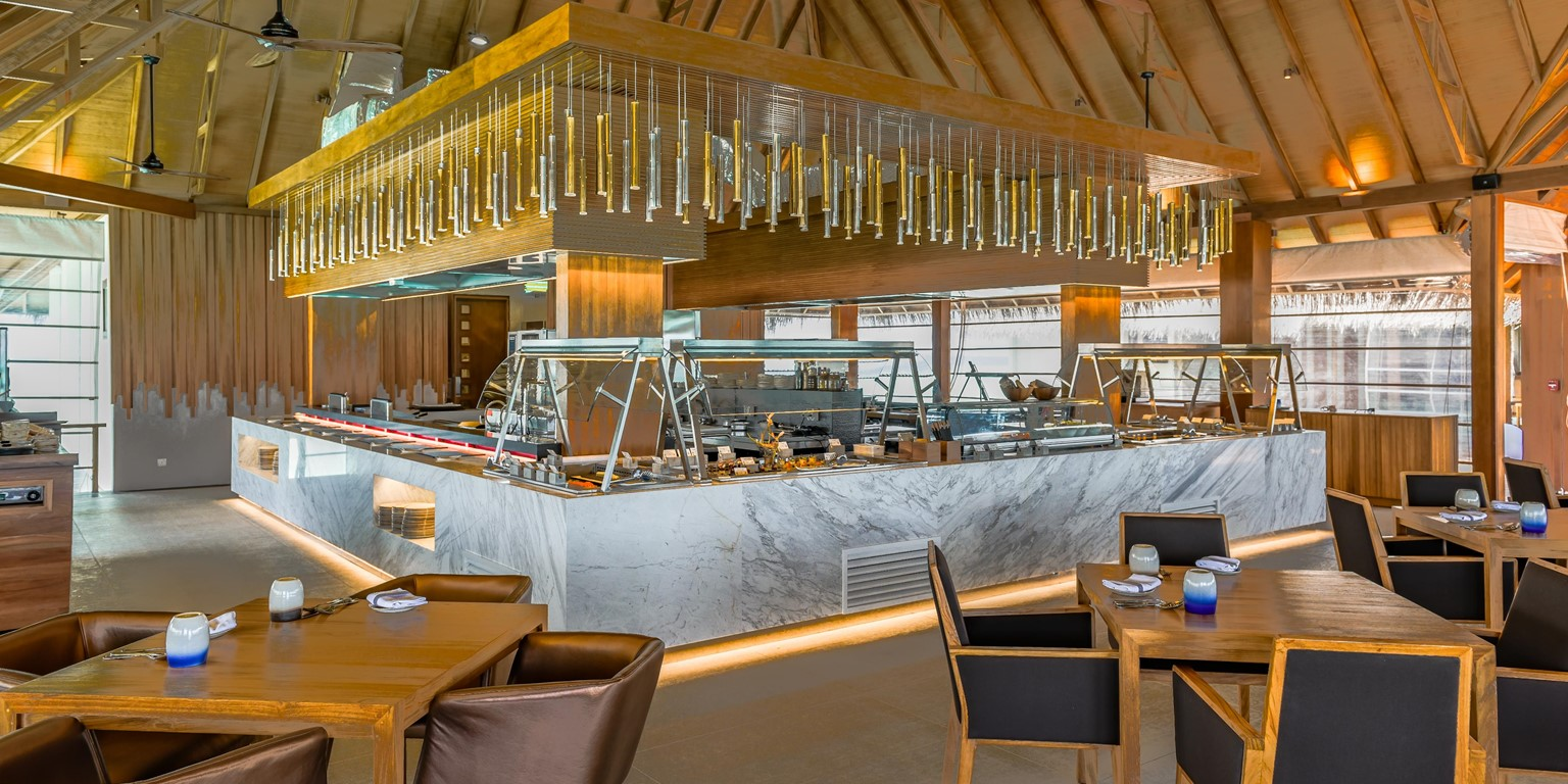 Ralu Lounge Bar at Heritance Aarah