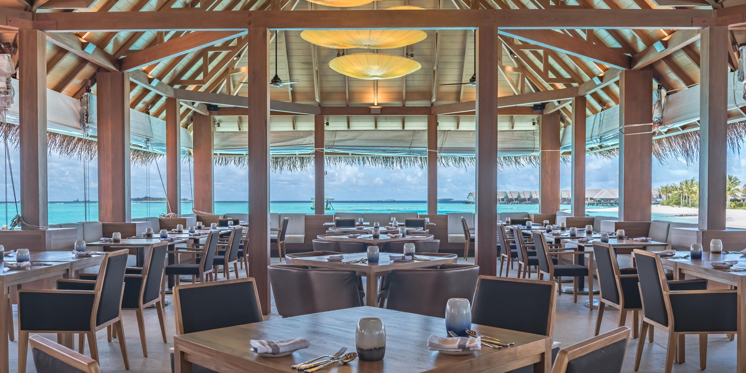 Ralu Restaurant at Heritance Aarah