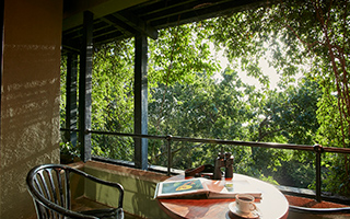 Superior Balcony , Heritance Kandalama with a nature view