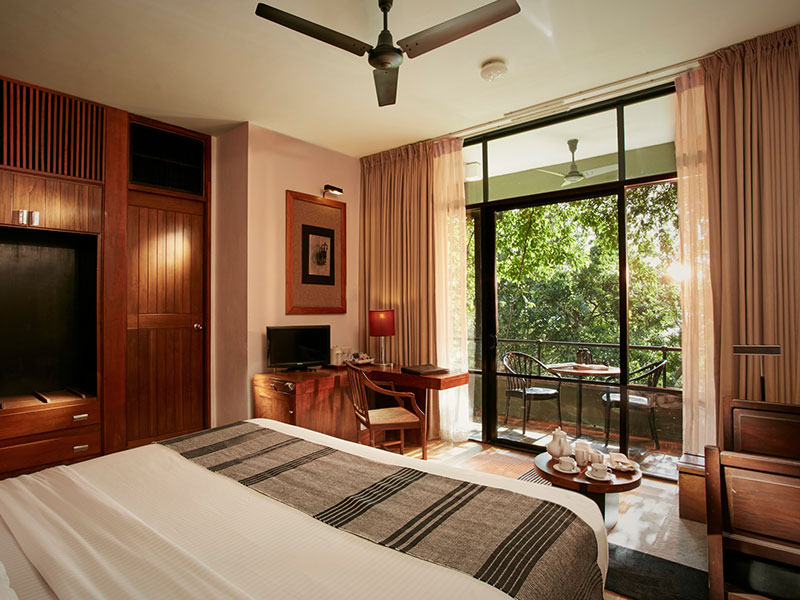 Interior of Superior Room at Heritance Kandalama