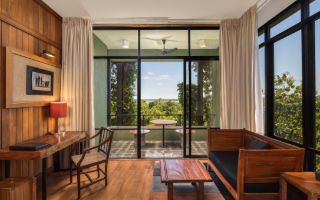 Superior Room at Heritance Kandalama with a view