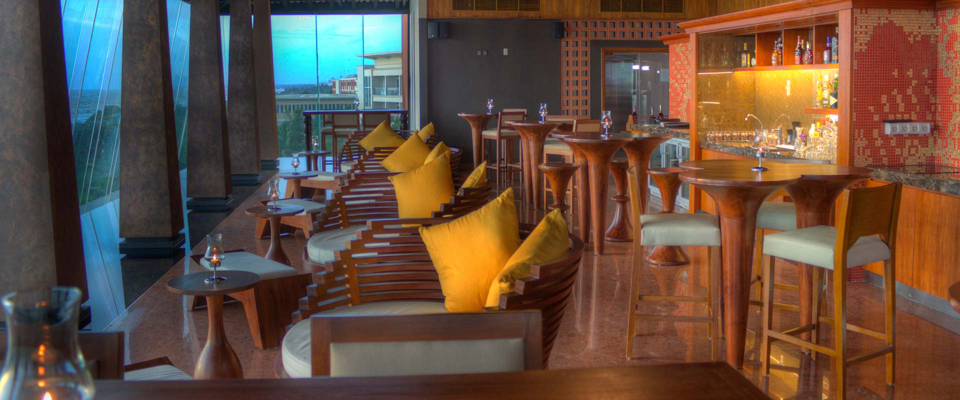 See Lounge at Heritance Negombo